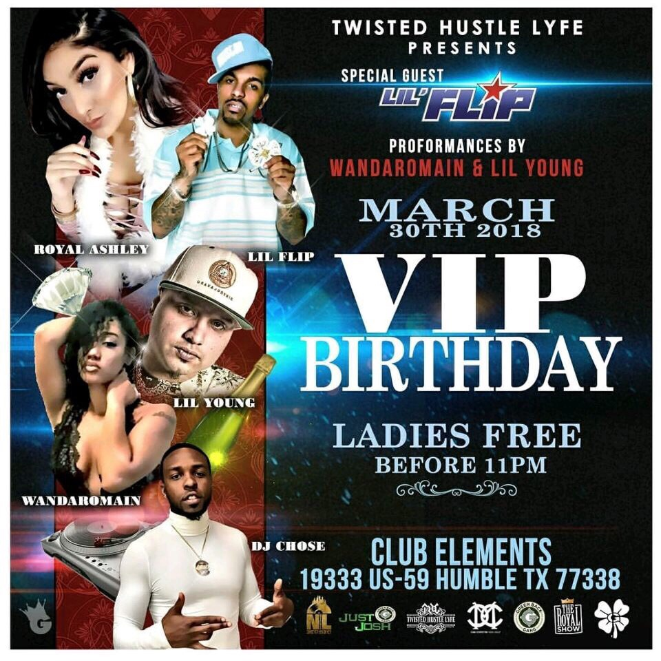 In The Nyte Lyfe: VIP Birthday Party with Royal Ashley andFriends